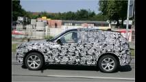 BMW X1: Wenig getarnt