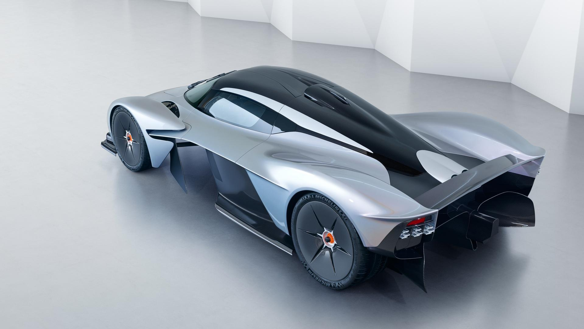 Aston Martin Valkyrie To Pack 1 130 Horsepower Says Cosworth