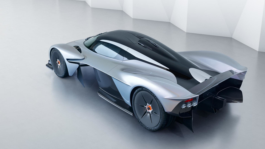 Aston Martin Valkyrie To Pack 1,130 Horsepower, Says Cosworth