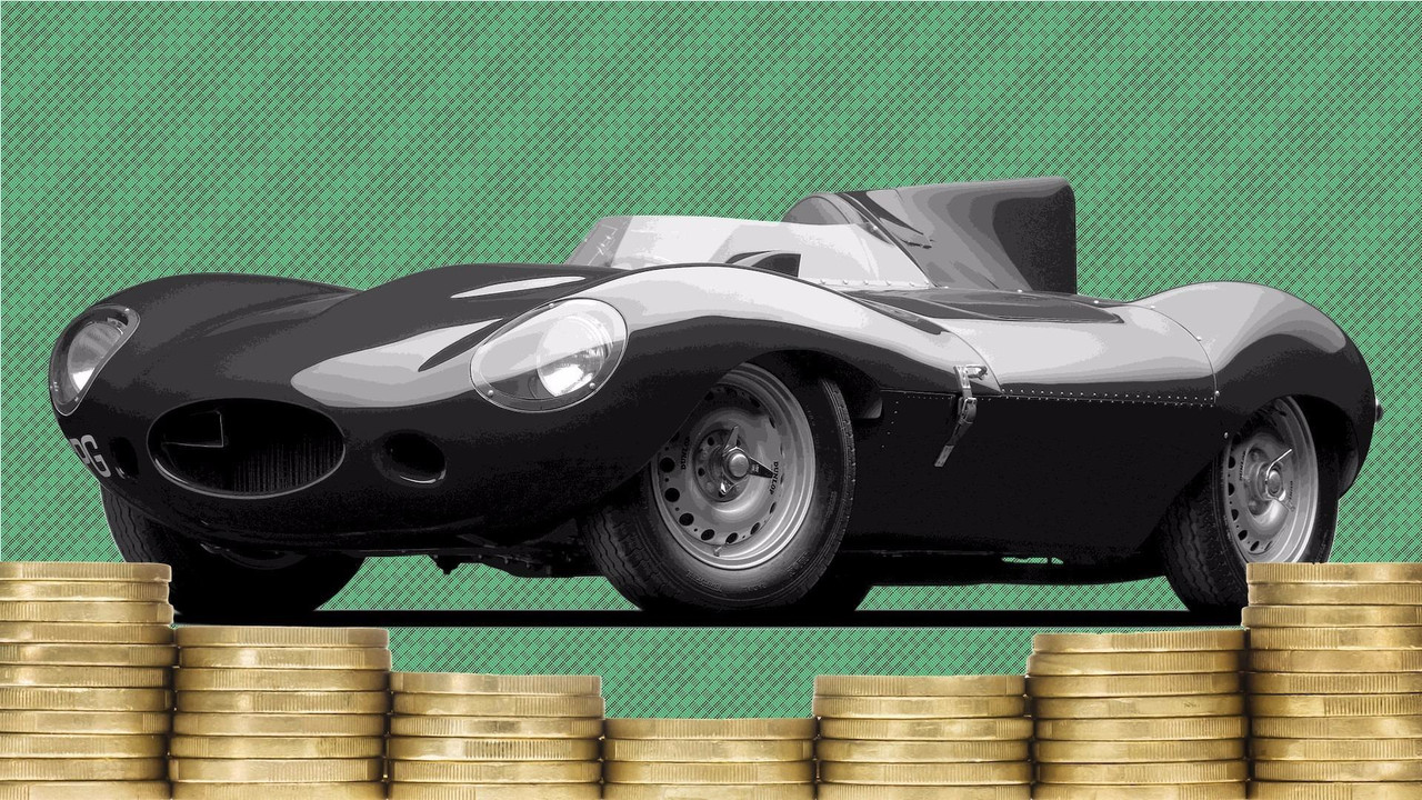 10 Most Expensive Cars Ever Sold At Auction