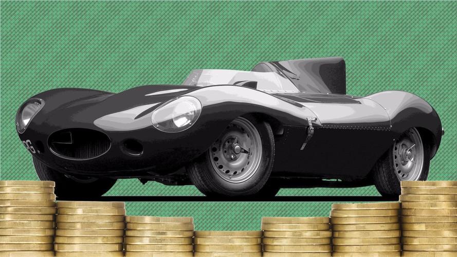 Los 10 coches más caros jamás vendidos en una subasta