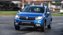 Renault Sandero reestilizado - Europa