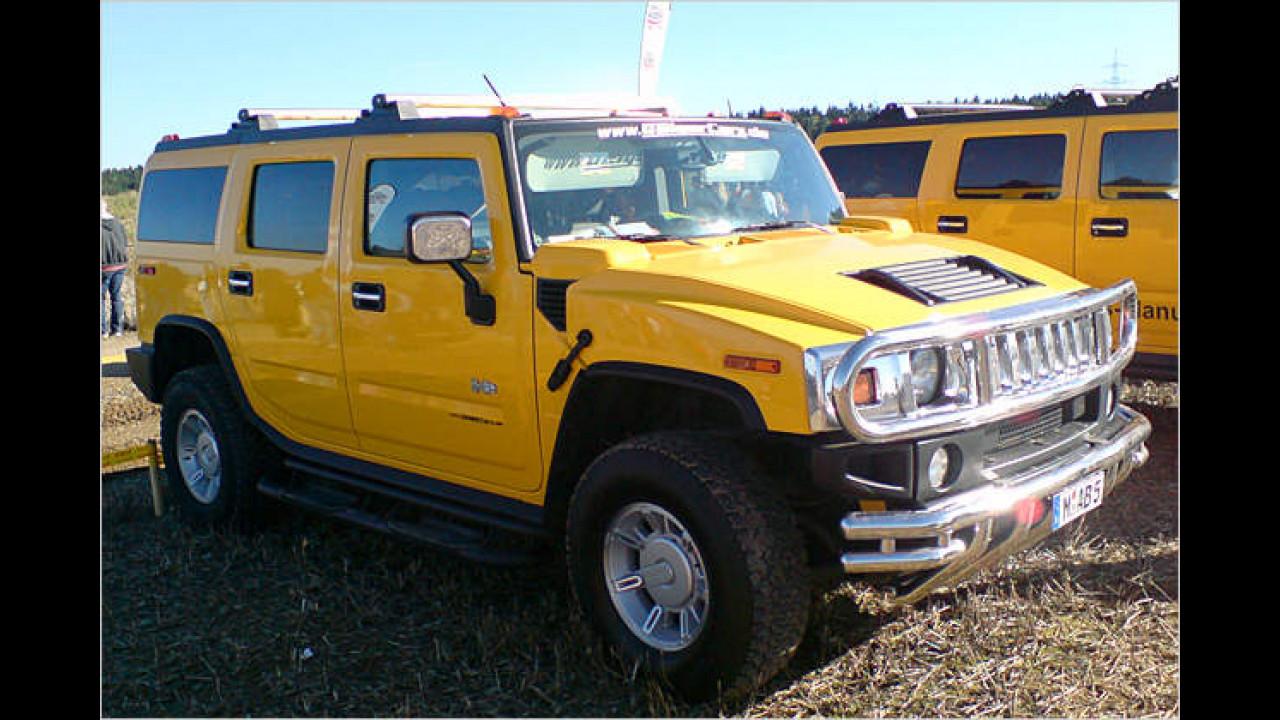 Hummer World Run 2006