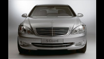 Kugelsicher: S 600 Guard
