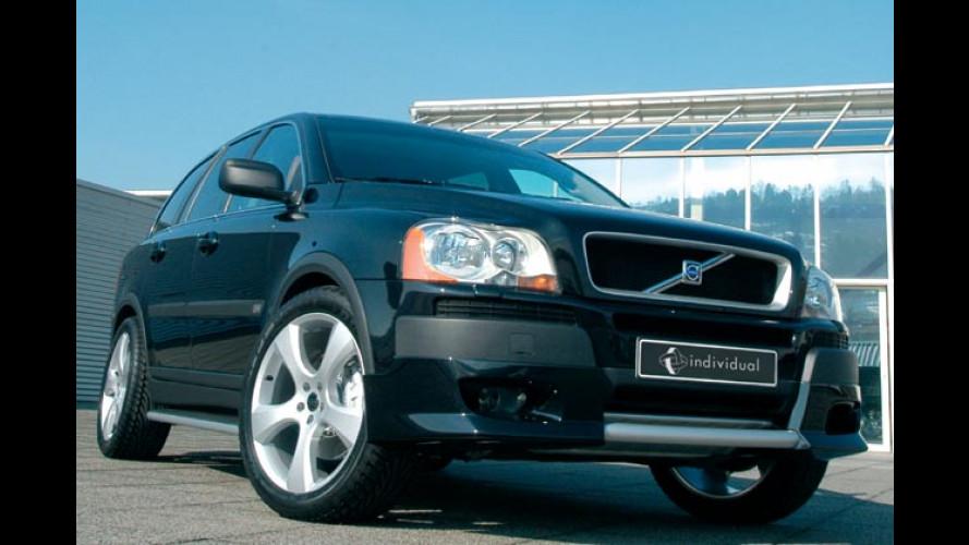 Volvo XC90 (2004): Optischer Trimm für den Offroader