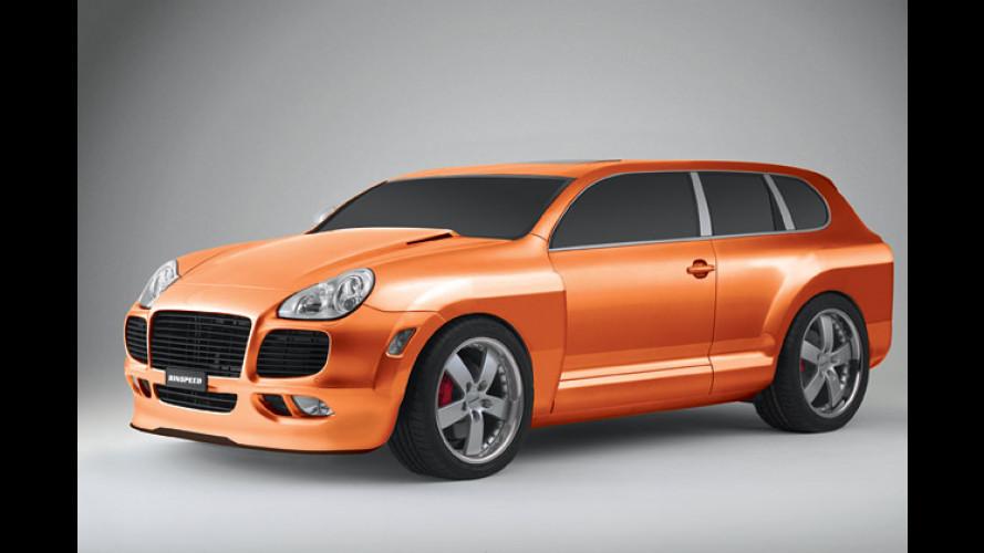 Porsche Cayenne: Rinspeed ,chopt