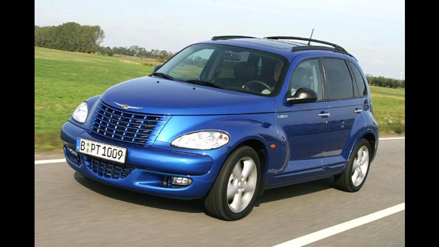 Chrysler PT Cruiser GT 2.4 Turbo: Der sprintstärkste Minivan