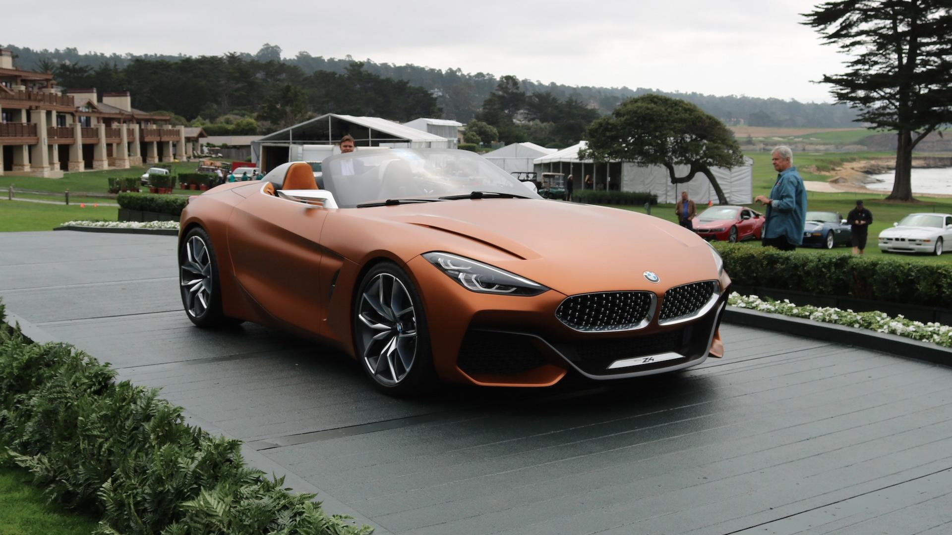 Bmw Z4 M40i With Competition Package Could Have 385 Horsepower