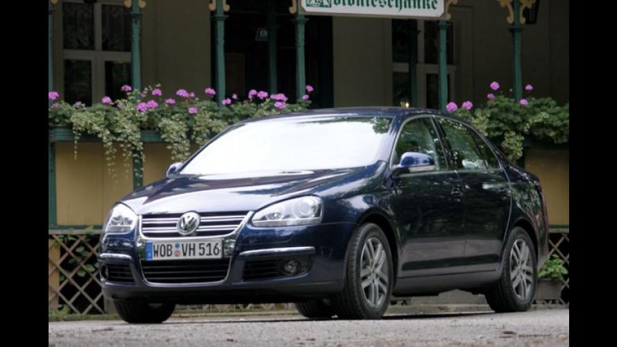 VW: Jetta jetzt mit TSI-Motoren und Piezo-Technik im TDI