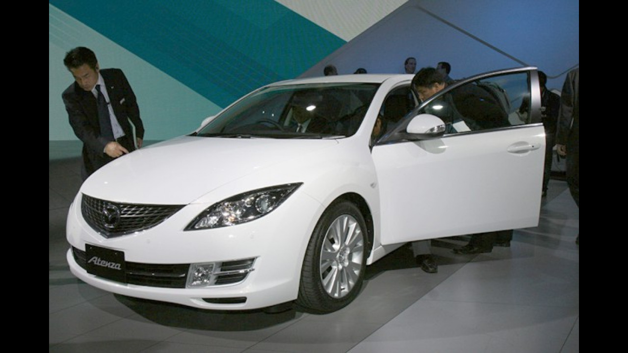 Mazda 6/Atenza