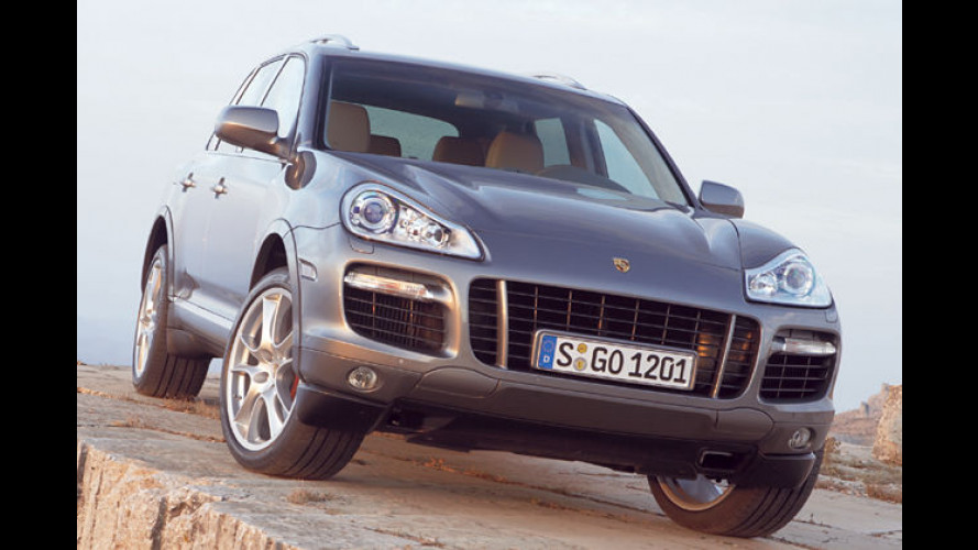 Porsche: Power-Kit schafft 540 PS in den Cayenne Turbo
