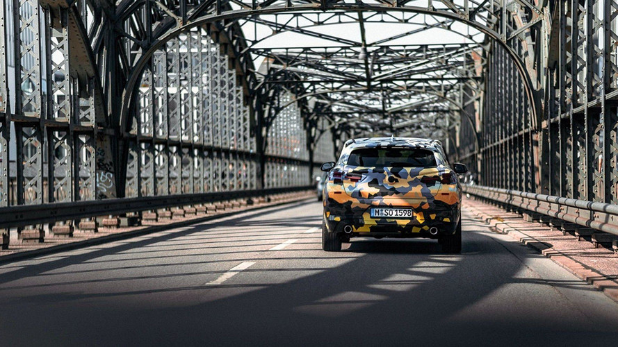 2018 BMW X2 official preview