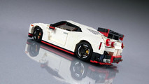 Nissan GT-R NISMO de Lego
