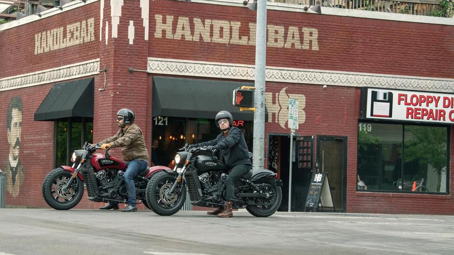 Indian Motorcycle nuevos modelos 2018
