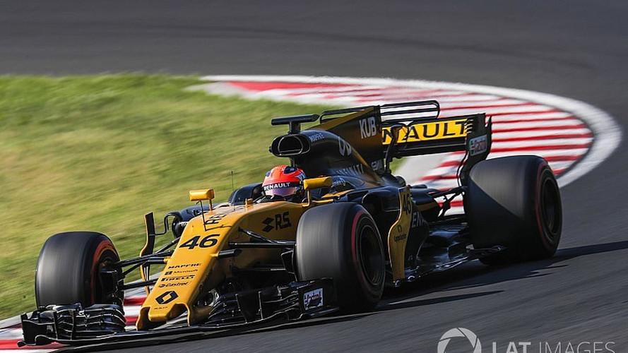 Kubica completa teste em 4º na Hungria; Vettel é mais rápido