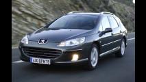 Neues vom Peugeot 407