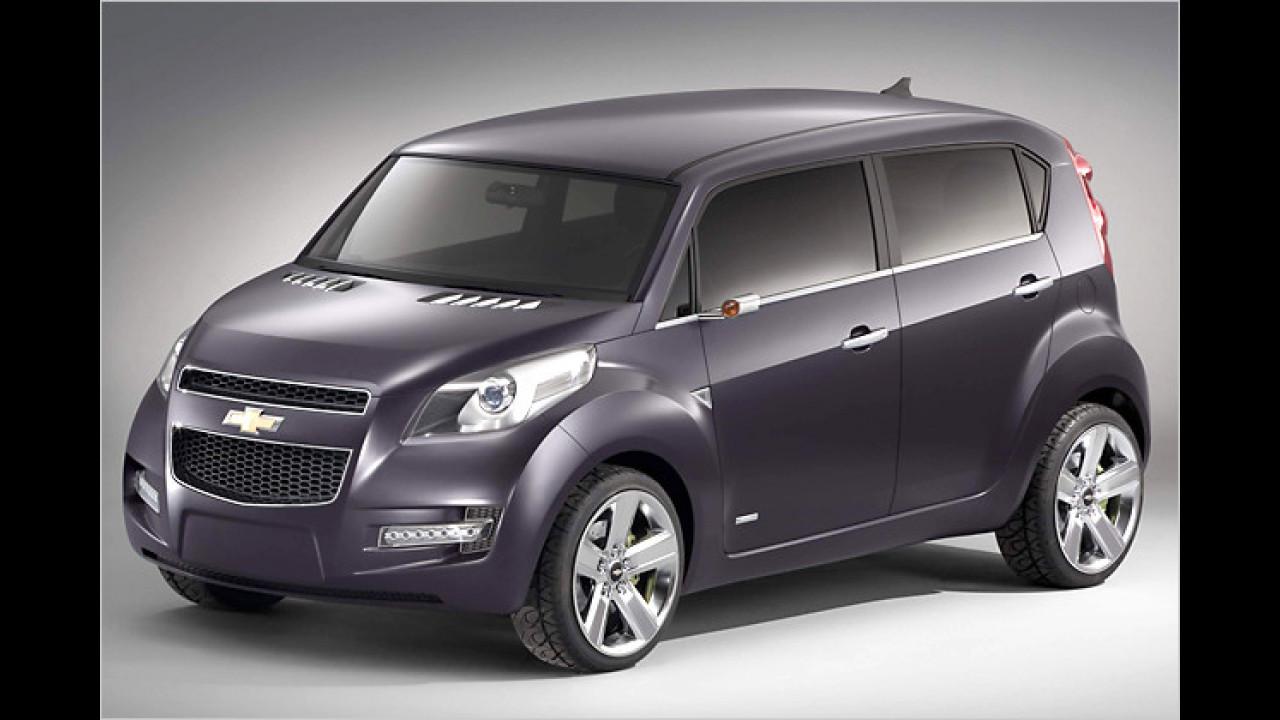 Chevrolet Groove