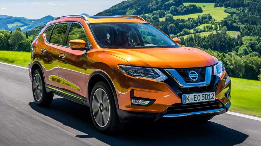 Nissan X-Trail, arrivano i benzina 1.3 DIG-T e diesel 1.7 dCi