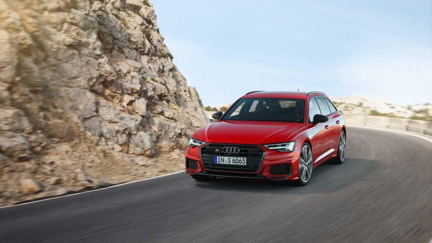 Audi S6 ed S7, le sportive diesel e Mild Hybrid