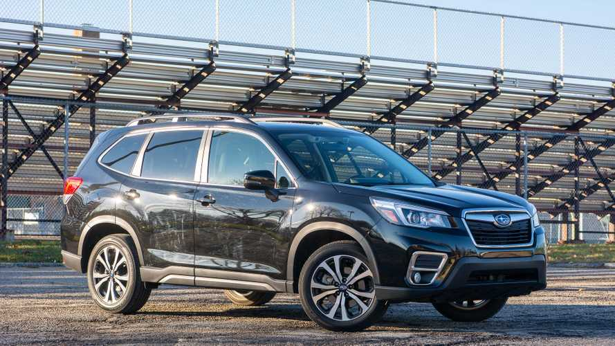 2019 Subaru Forester: Review