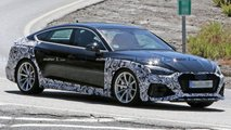 Photos espion - Audi RS 5 Sportback restylée