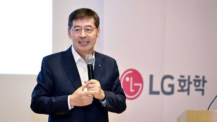 LG Chem Expects 15% Share For Electric Cars By 2024