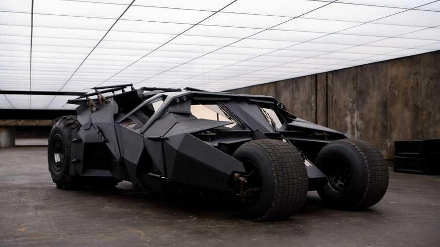 Batmobile Pictures