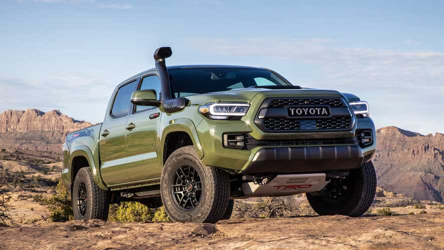 Toyota Tacoma Production Moving Out Of The U.S. To Mexico