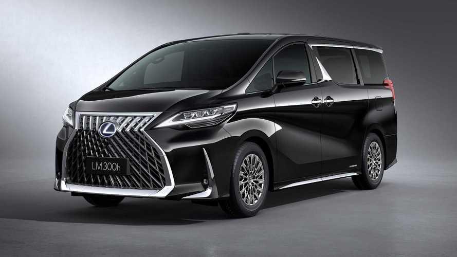 Kimagasló luxust nyújtó egyterűt mutatott be a Lexus