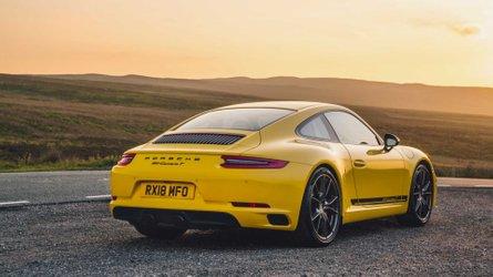 Porsche 911 991 carrera t