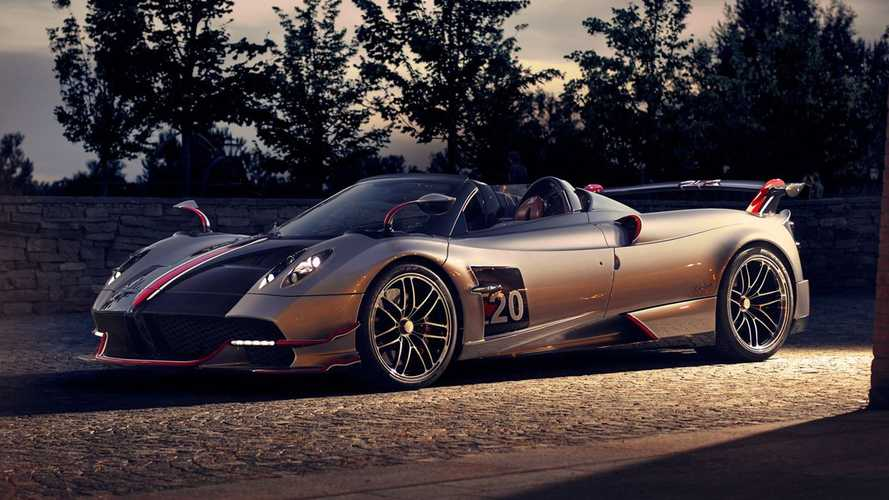 Pagani Huayra Roadster BC, presentado a nivel mundial (video)