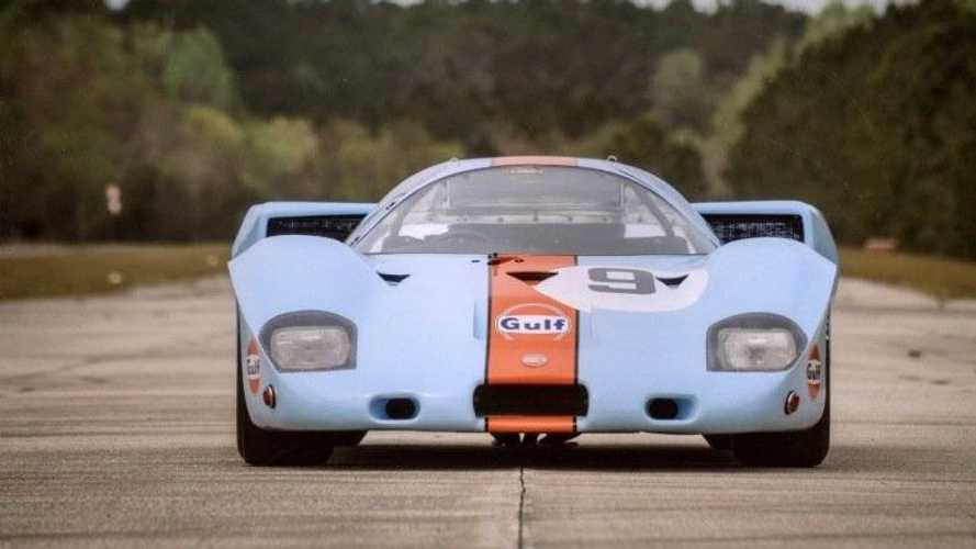 Own A Piece Of Racing History With This 1969 Gulf Mirage M2