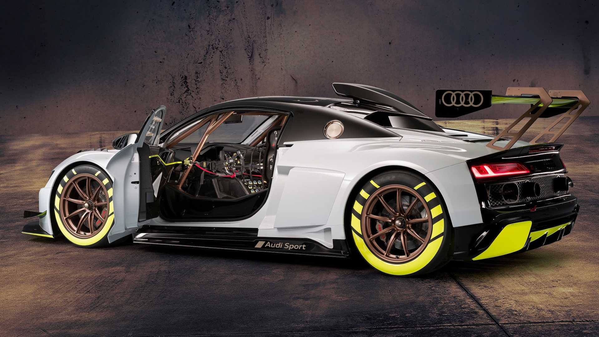 2020 Audi R8 Lms Gt2 Is A Wild Race Car With 630 Hp Update