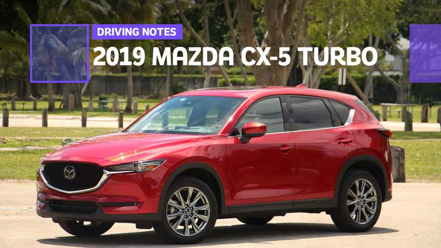 2019 Mazda CX-5 Signature Driving Notes: Under Pressure