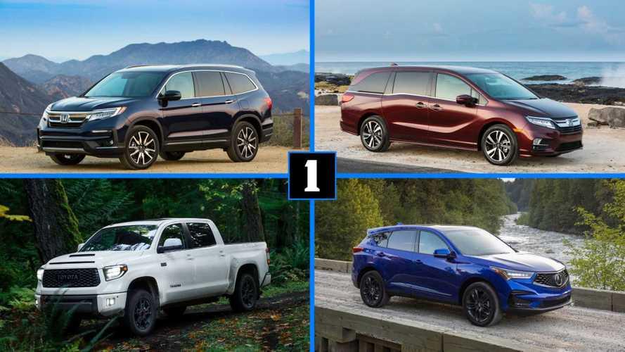 Estos son los 15 carros que más contribuyen a la economía de EEUU