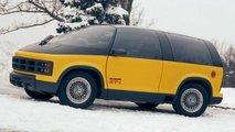 Vergessene Studien: Chevrolet Blazer XT-1 (1987)