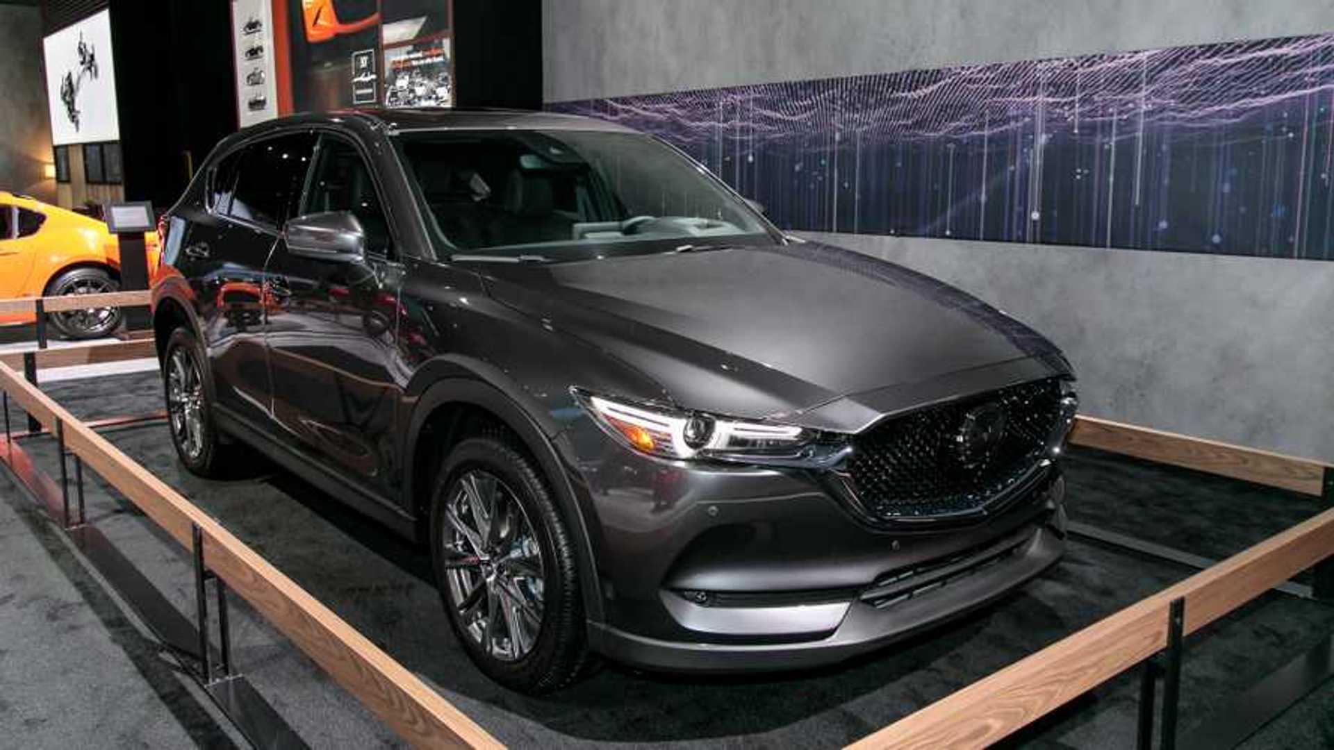 In Case You Hadn't Heard, The Mazda CX-5 Diesel Is Officially Dead