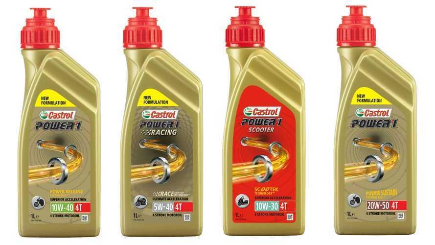 Castrol Power1, la nuova linea di lubrificanti