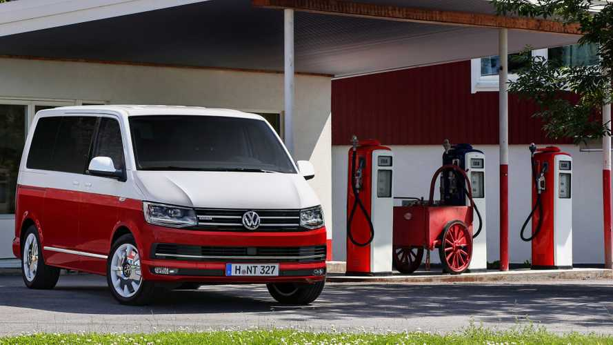 "Volkswagen Transporter è il ""Classic of the Future"" 2019"
