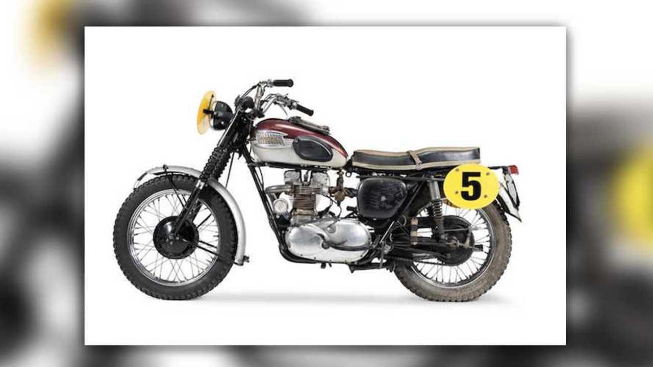 1962 Triumph Trophy TR6SS