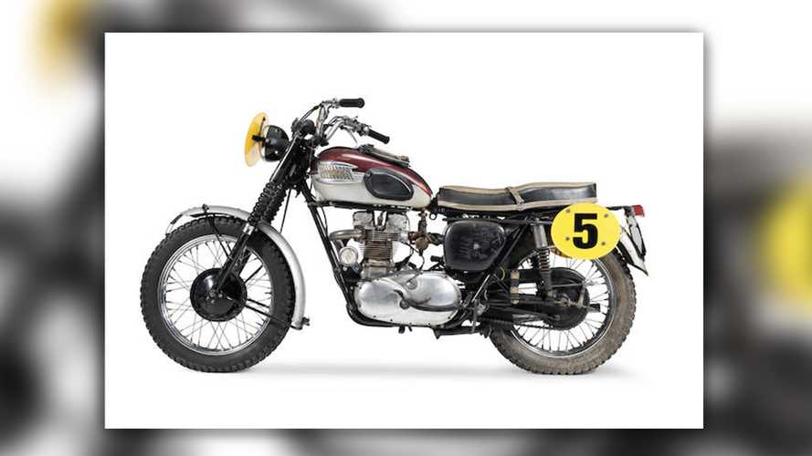 The Great Escape Stuntman's Gorgeous Triumph Is Up For Auction