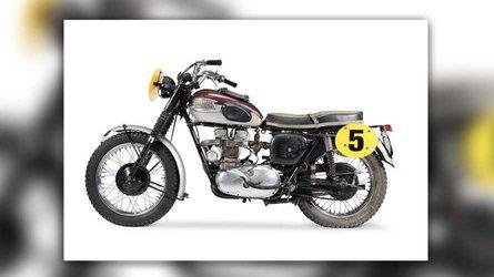 The Great Escape Stuntman's Gorgeous Triumph Is Up For Auction