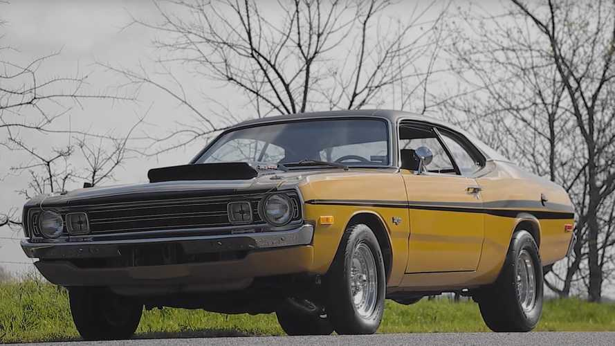 This Classic Dodge Demon Is A Real Beast