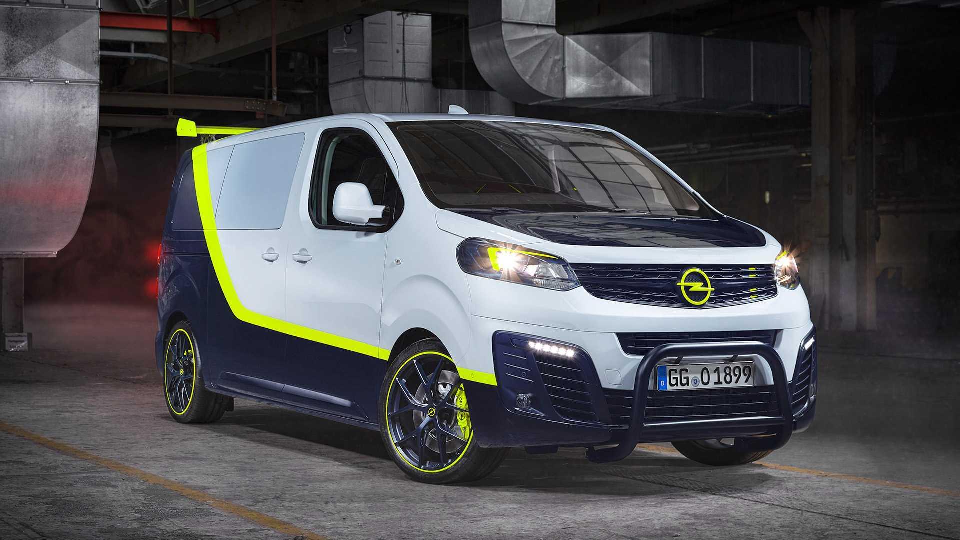 Opel O-Team Zafira Life: Premiere in Oschersleben