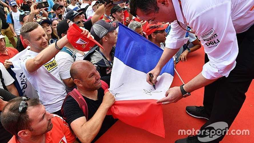 "Promoted: French GP is ""more than just racing"" – Eric Boullier"
