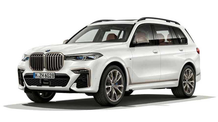 BMW X5 M50i und X7 M50i: Superstarke SUVs
