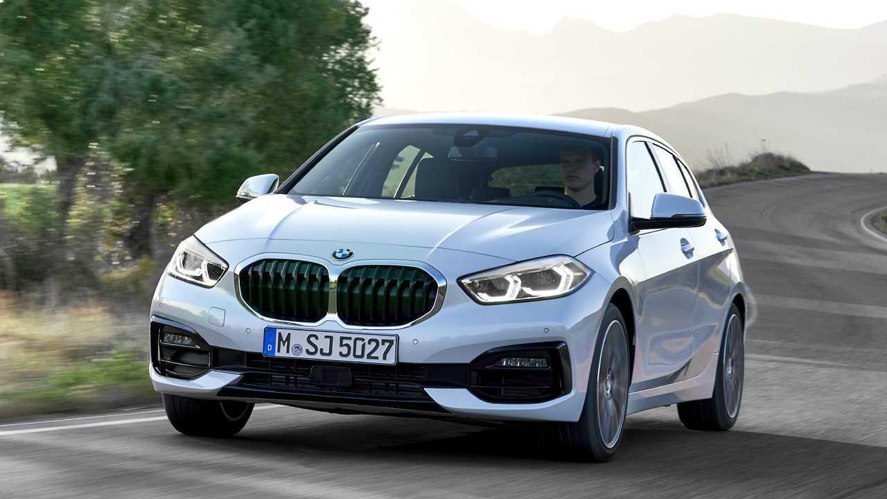 BMW explica design do novo Série 1 e justifica tração dianteira
