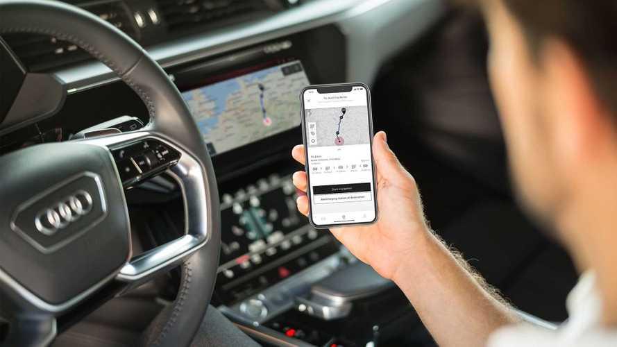 Guidare un'Audi via app, da un'ora a un anno. Senza comprarla