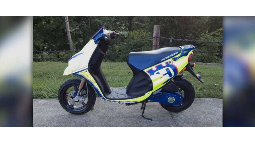 Rumor Control: So, Husky Is Coming Up With An Electric Scooter?
