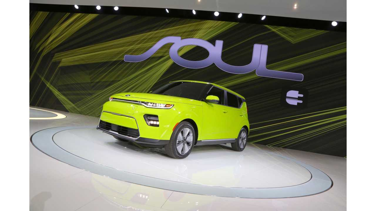 Kia Might Start Making Electric Cars in Europe